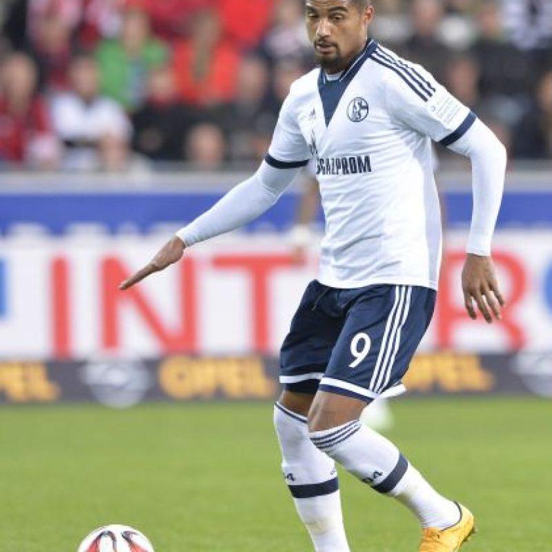 El ghanés fue recuperado por el AC Milán. Su último equipo había sido el Schalke 04. Foto:Getty Images