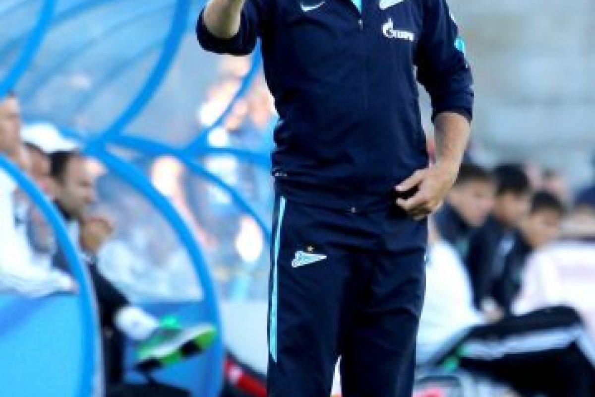 El portugués está al mando del Zenit de San Petersburgo, que le paga 8.5 millones de euros al año. Foto:Getty Images