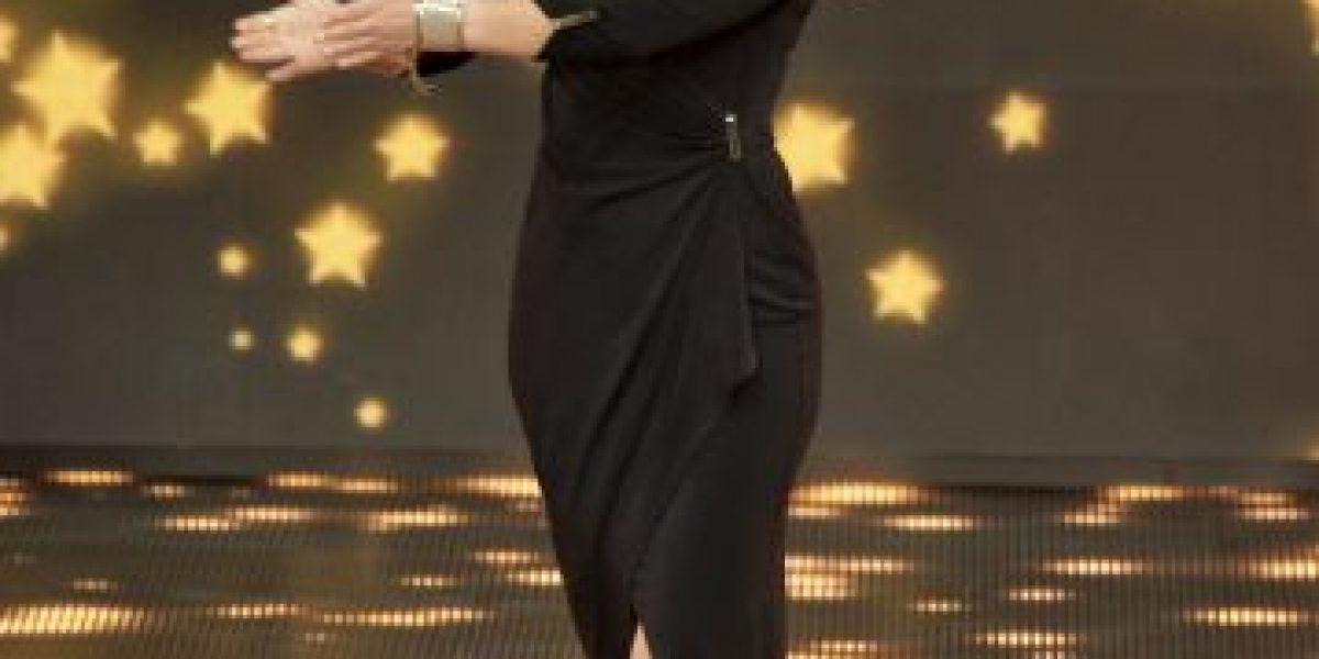 Sofía Vergara viste diseños de la marca de Thalía