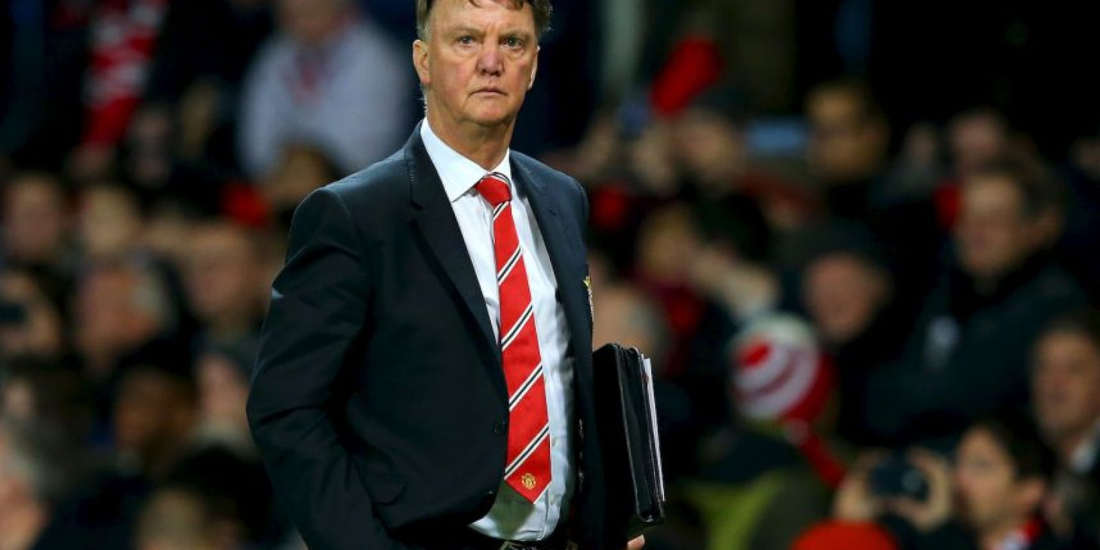 5. Louis Van Gaal Foto: Getty Images