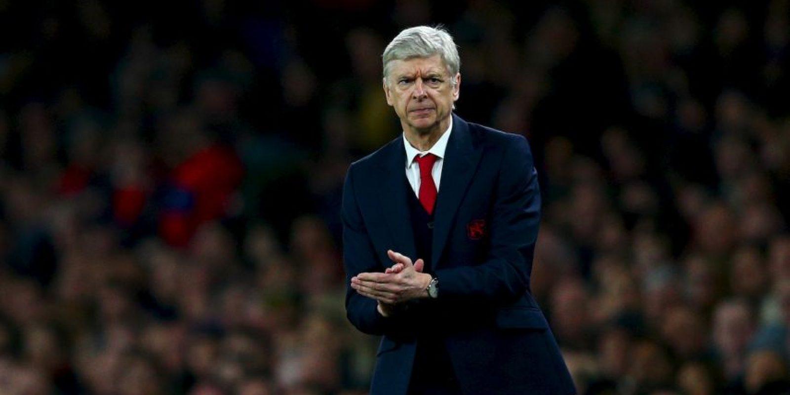 11.3 millones de euros al año es lo que gana el entrenador del Arsenal. Foto:Getty Images
