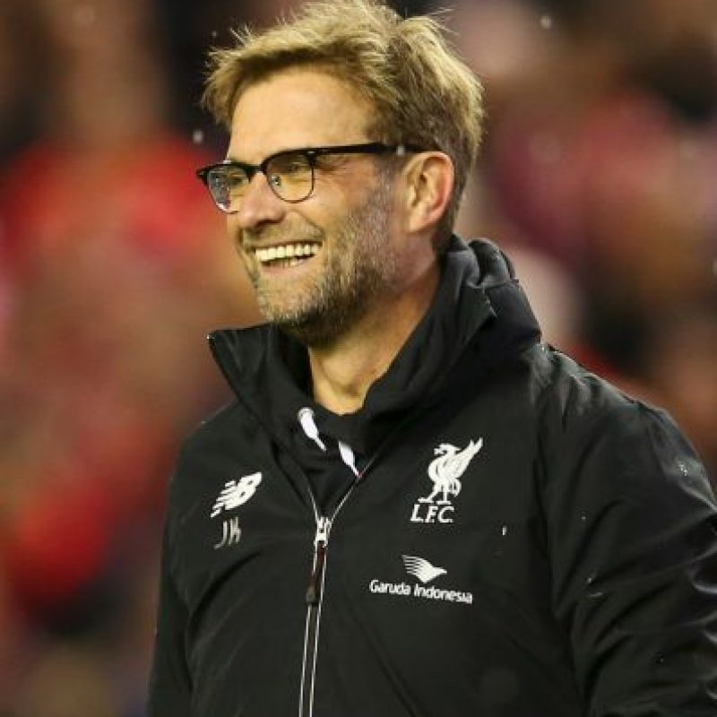 3. Jurgen Klopp Foto: Getty Images