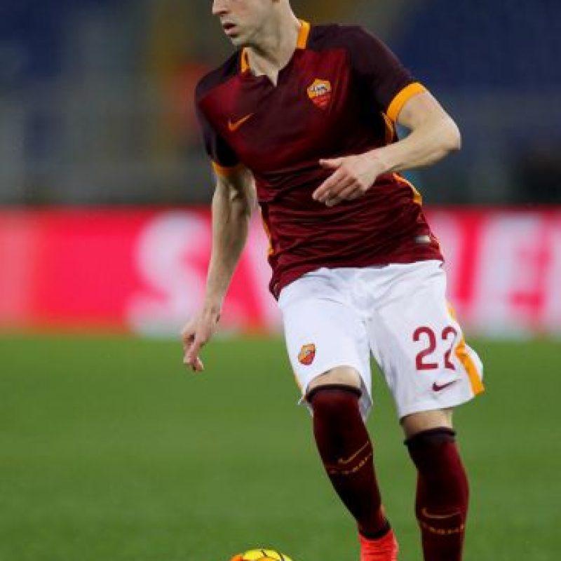 """El """"Faraón"""" estuvo cedido en el Mónaco la mitad de la temporada, pero ahora fue a préstamo a la Roma. Foto:Getty Images"""