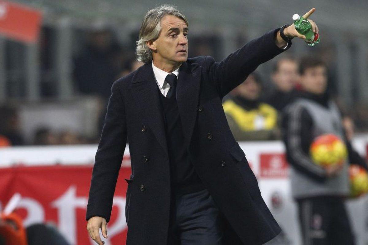 El italiano, al frente del Inter de Milán, gana 5.8 millones de euros al año. Foto:Getty Images