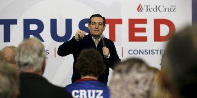 Igual que Donald Trump y Ted Cruz en el Partido Republicano. Foto:AP