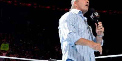 Este 2016 anunció que padece cáncer de próstata y se someterá al tratamiento para tratar de vencer la enfermedad. Foto:WWE