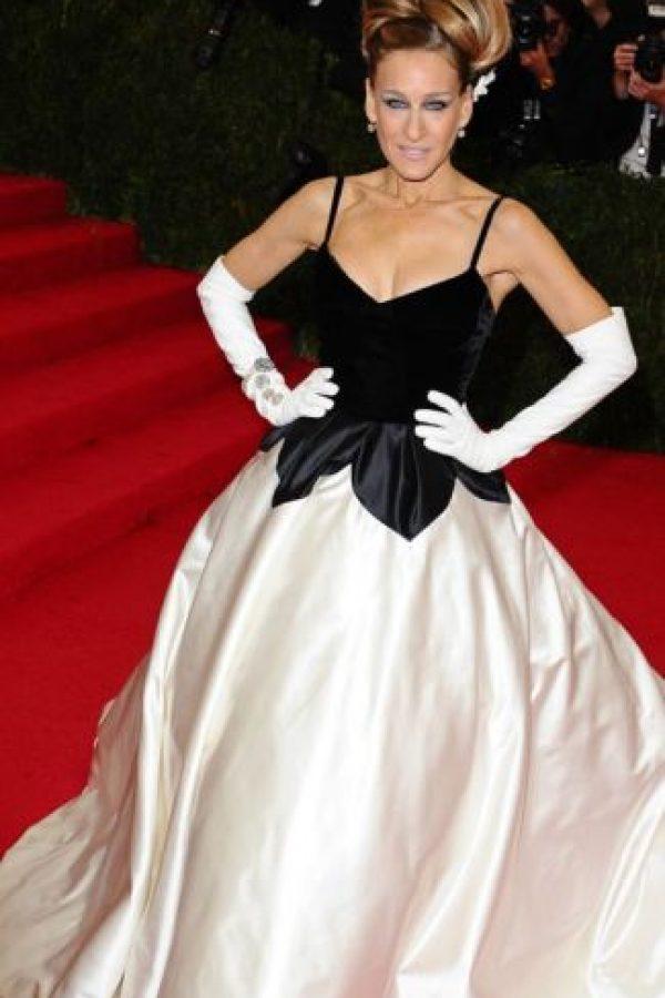 Sarah Jessica Parker no olvidó los ochenta ni sus desmanes. Foto:vía Getty Images