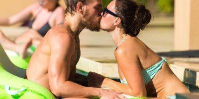 Ella es la novia de Conor McGregor Foto:UFC