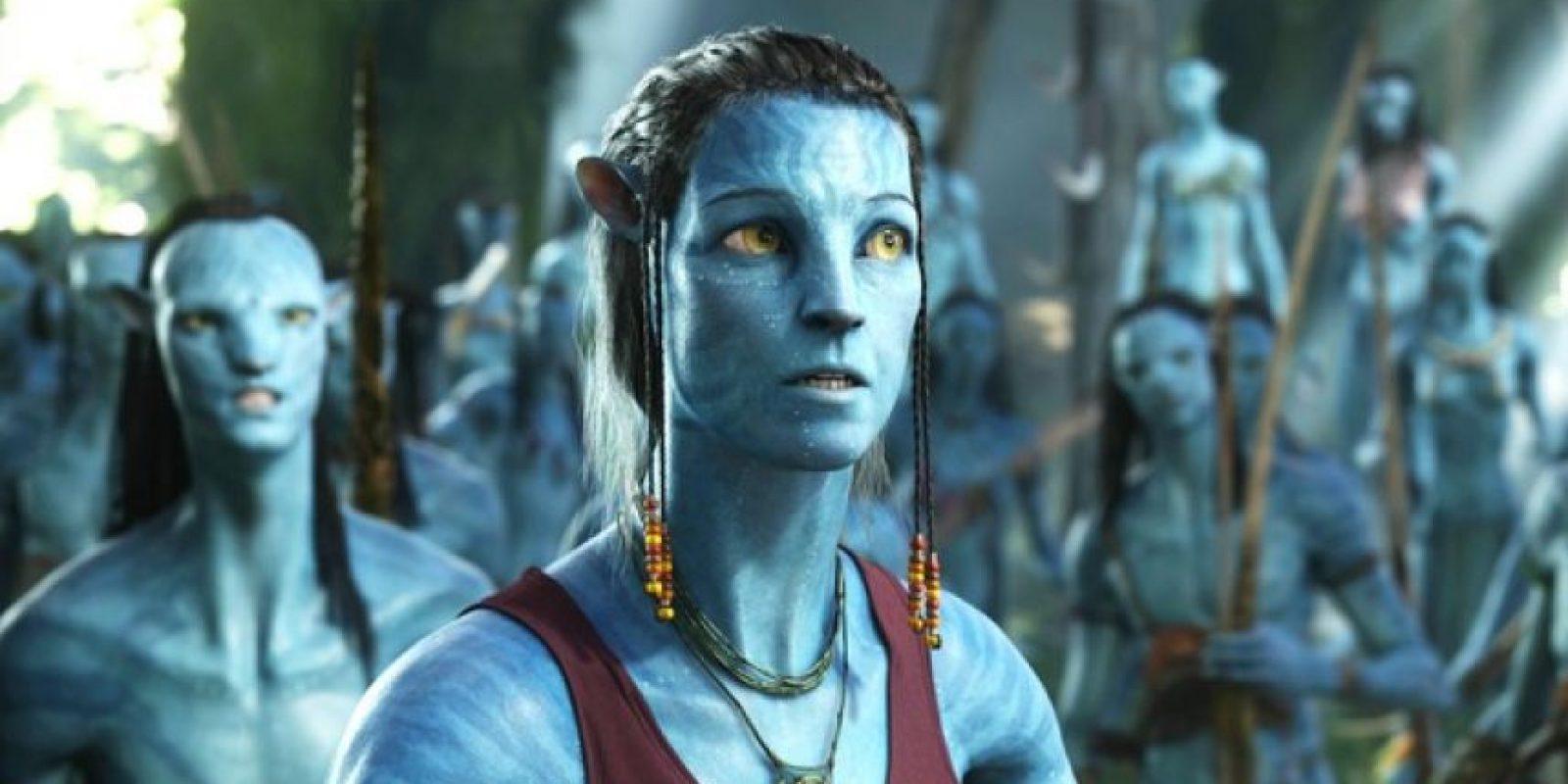 Protagonizada por Sam Worthington, Zoe Saldaña, Sigourney Weaver, Stephen Lang y Michelle Rodríguez. Foto:Avatarmovie.com