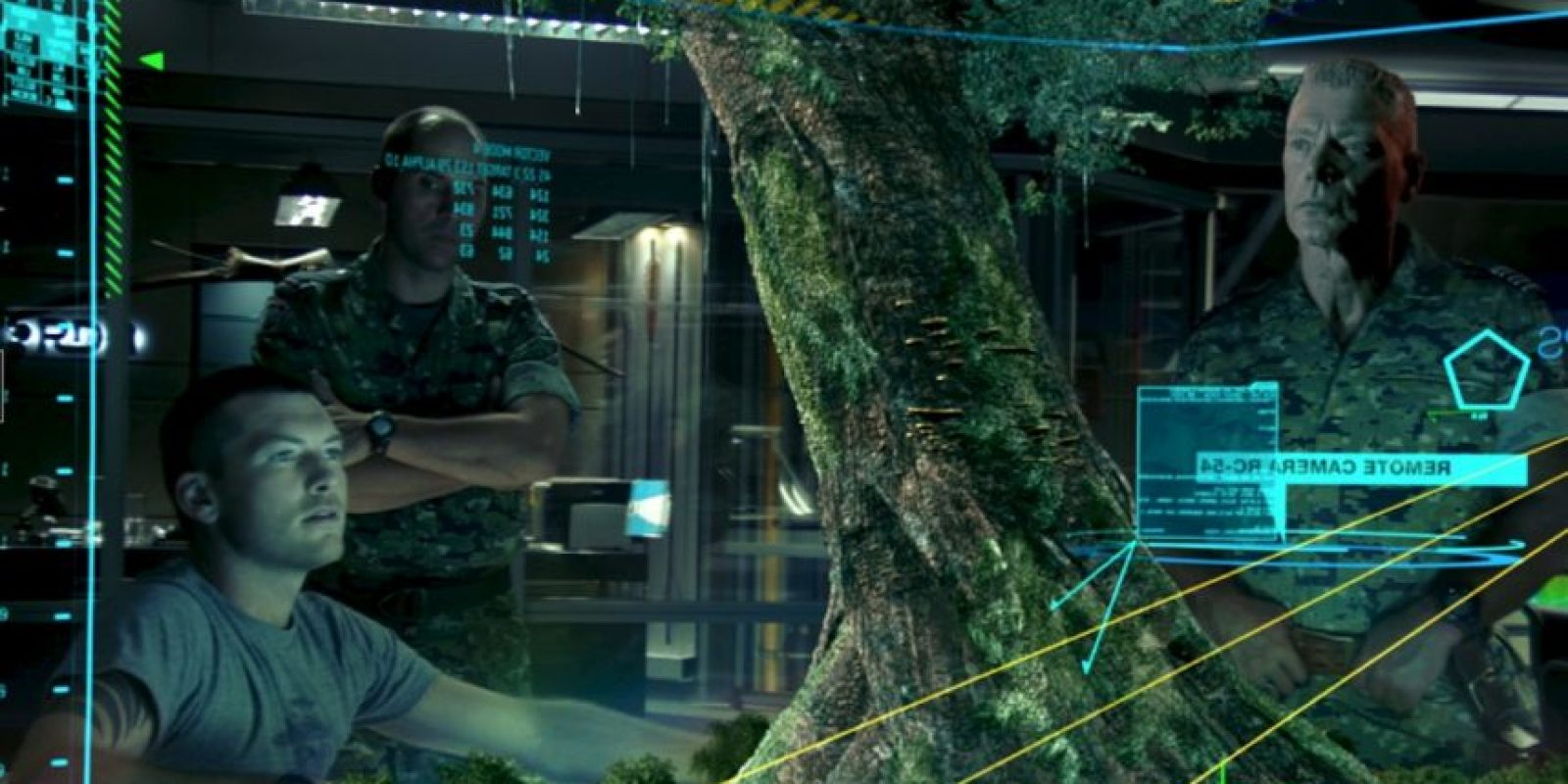 Una luna del planeta Polifemo habitada por una raza humanoide llamada na'vi. Foto:Avatarmovie.com