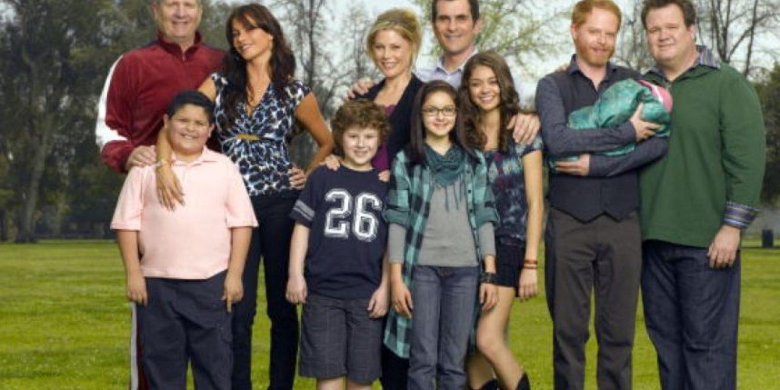 """""""Modern Family"""" es uno de los shows más exitosos de comedia de los últimos años. Foto:vía ABC"""
