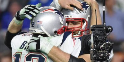 De la mano de Tom Brady, los Pats ganaron la edición 49 del Super Bowl. Foto:AFP