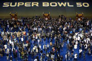 Carolina Panthers y Denver Broncos jugarán el Super Bowl 2016. Foto:AFP