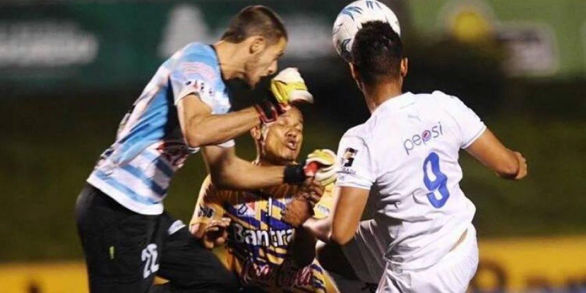 José Rodríguez nuevo portero de Antigua GFC