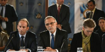 CICIG urge cambios a la justicia