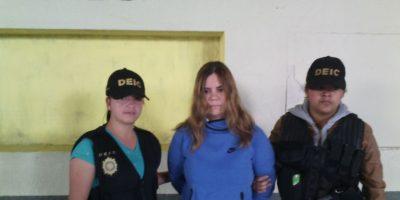 Sobrina de exalcalde de Chinautla Arnoldo Medrano es detenida