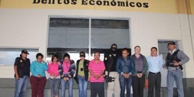 Estas 7 personas son señaladas de realizar transferencias por US$4.7 millones