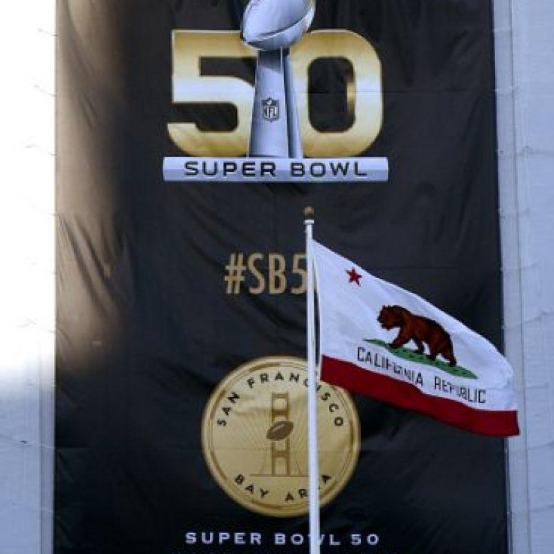 """Es llamado el """"Super Bowl de Oro"""" por ser la edición 50º. Foto:Getty Images"""