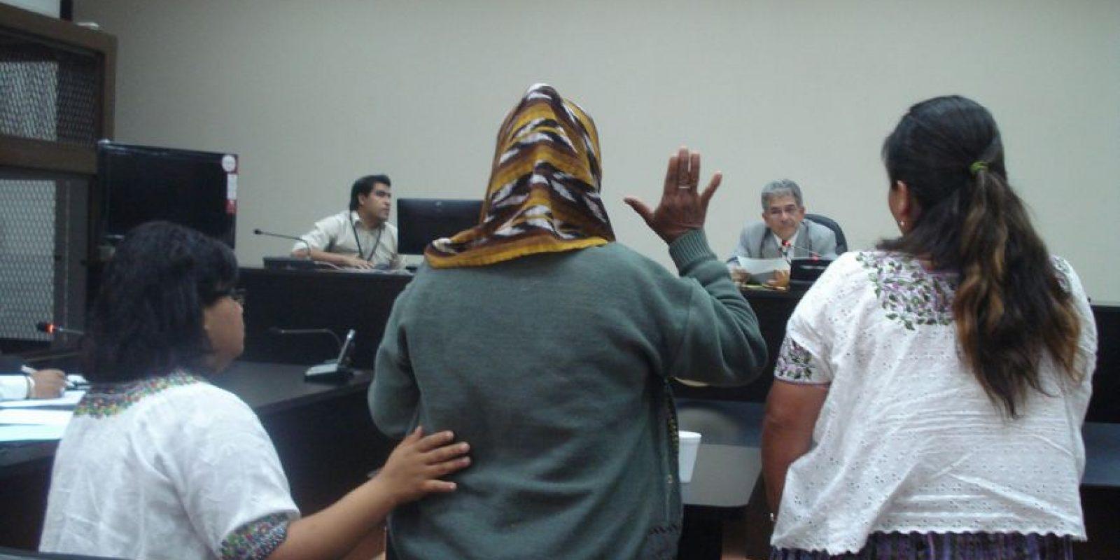 En 2012 el juez Miguel Gálvez escuchó a 19 testigos. Foto:Cortesía