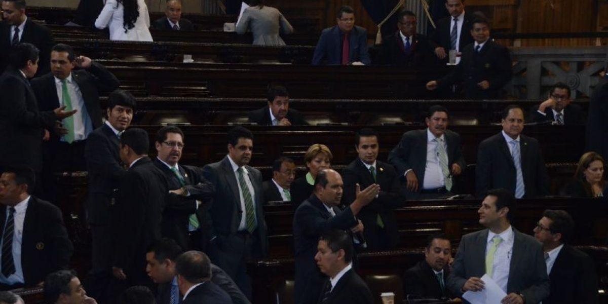 La PGN acciona en el MP en contra del pacto colectivo del Congreso