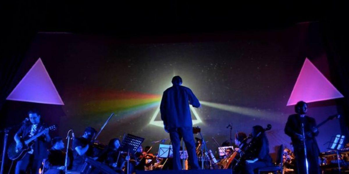 Más de 90 músicos tocarán en el tributo sinfónico a Pink Floyd en Guatemala