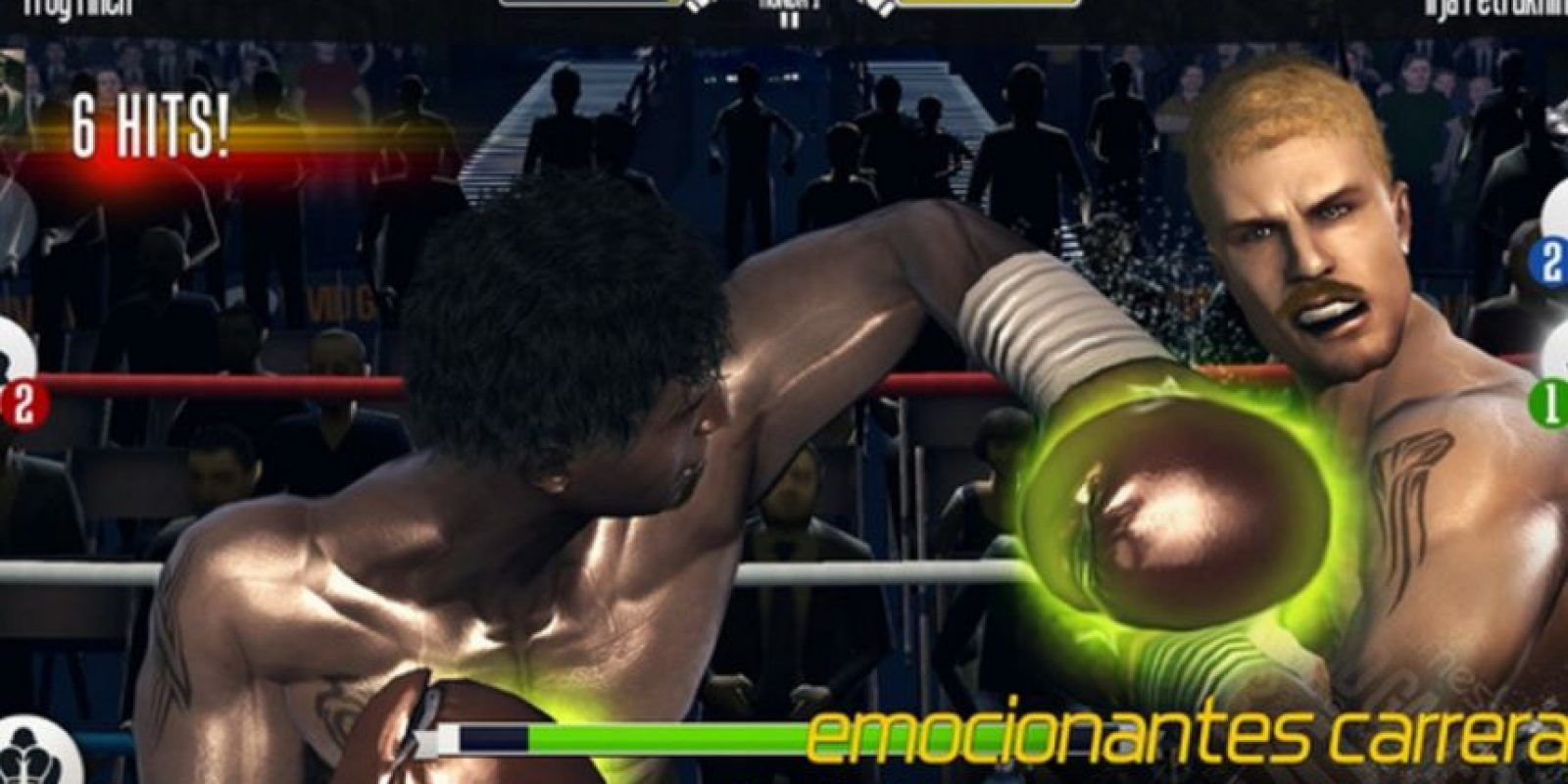Real Boxing Foto: Vivid Games S.A.