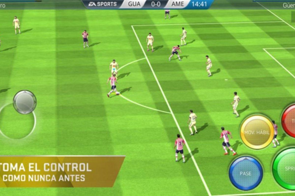 FIFA 16 Ultimate Team Foto:Electronic Arts