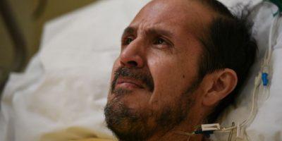 """Nelson Leal: """"Ver depósitos de dos o cinco quetzales me hizo sentir el amor de mi pueblo"""""""