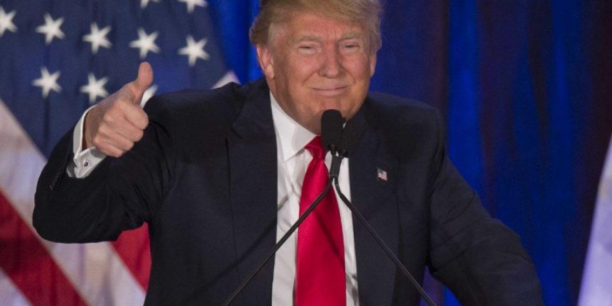 Donald Trump nominado al Nobel de la Paz