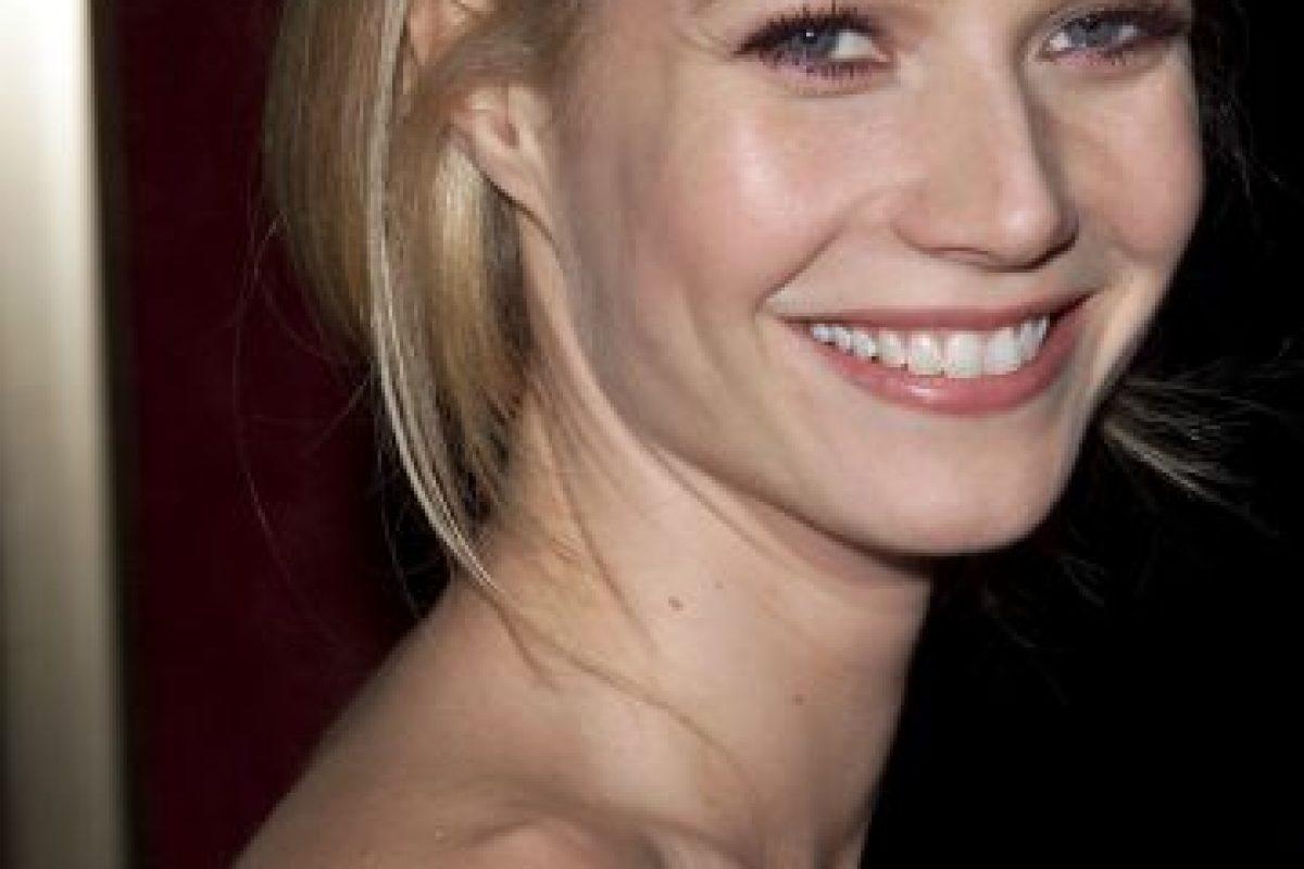Gwyneth Paltrow y Chris Martin son la pareja más amable entre los famosos. Foto:Getty Images