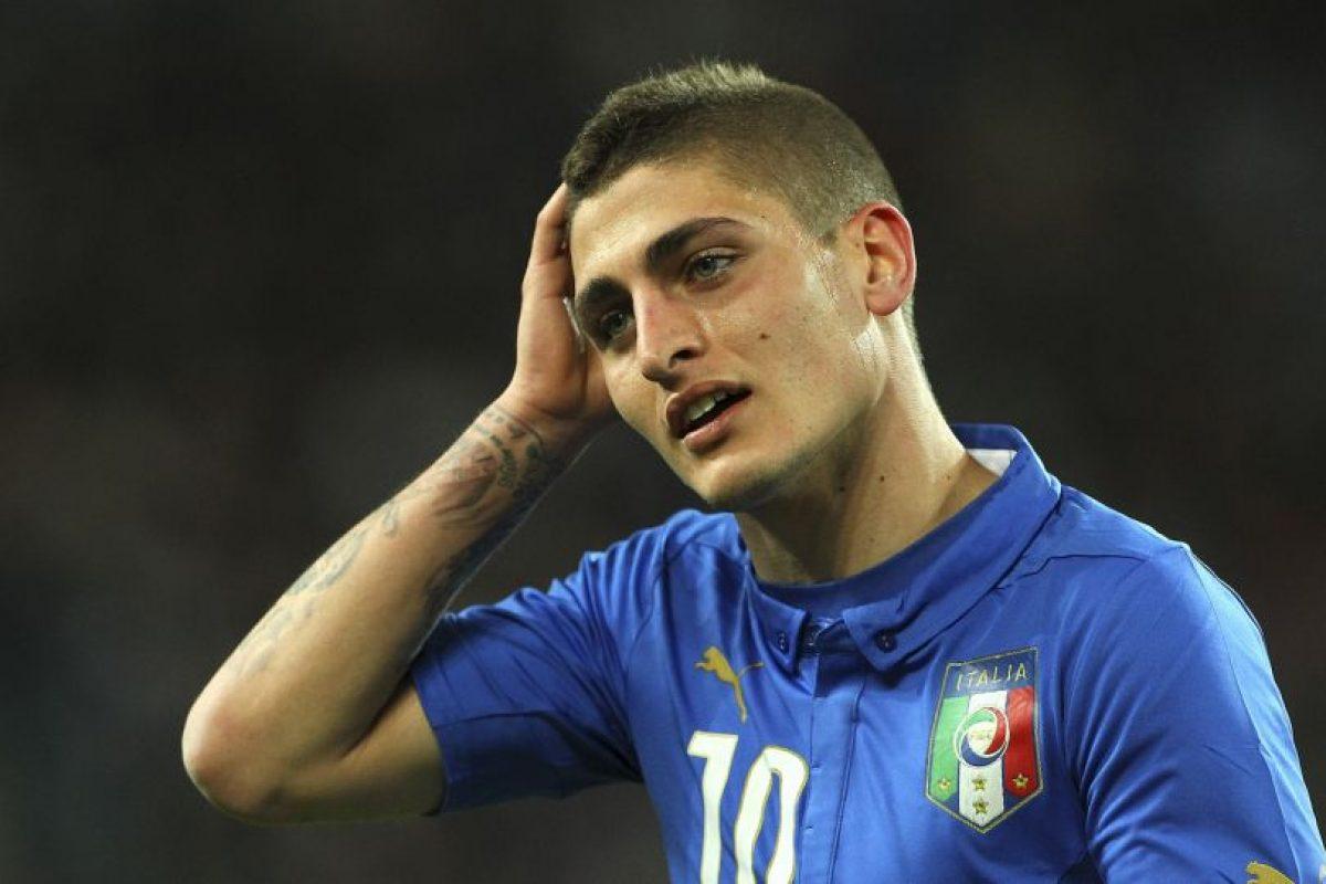 Marco Verratti (PSG) Foto:Getty Images