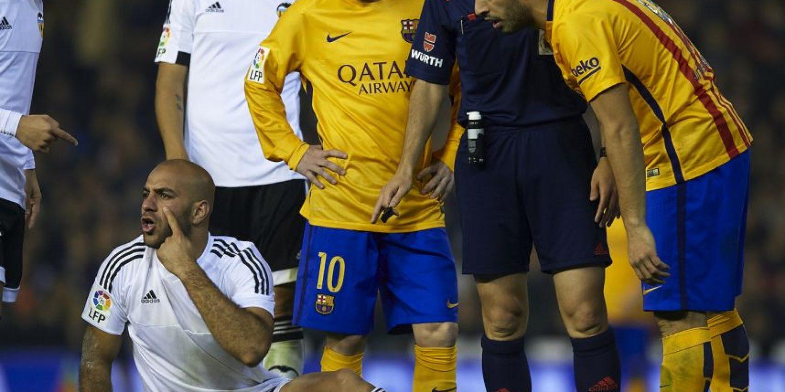 El ganador jugará contra el vencedor de la llave entre Celta de Vigo y Sevilla Foto:Getty Images