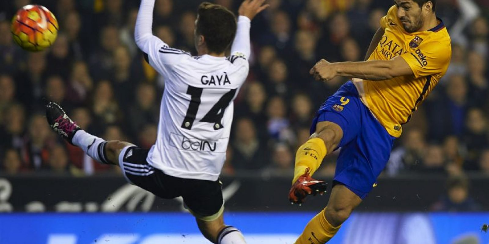 Barcelona vs. Valencia Foto: Getty Images