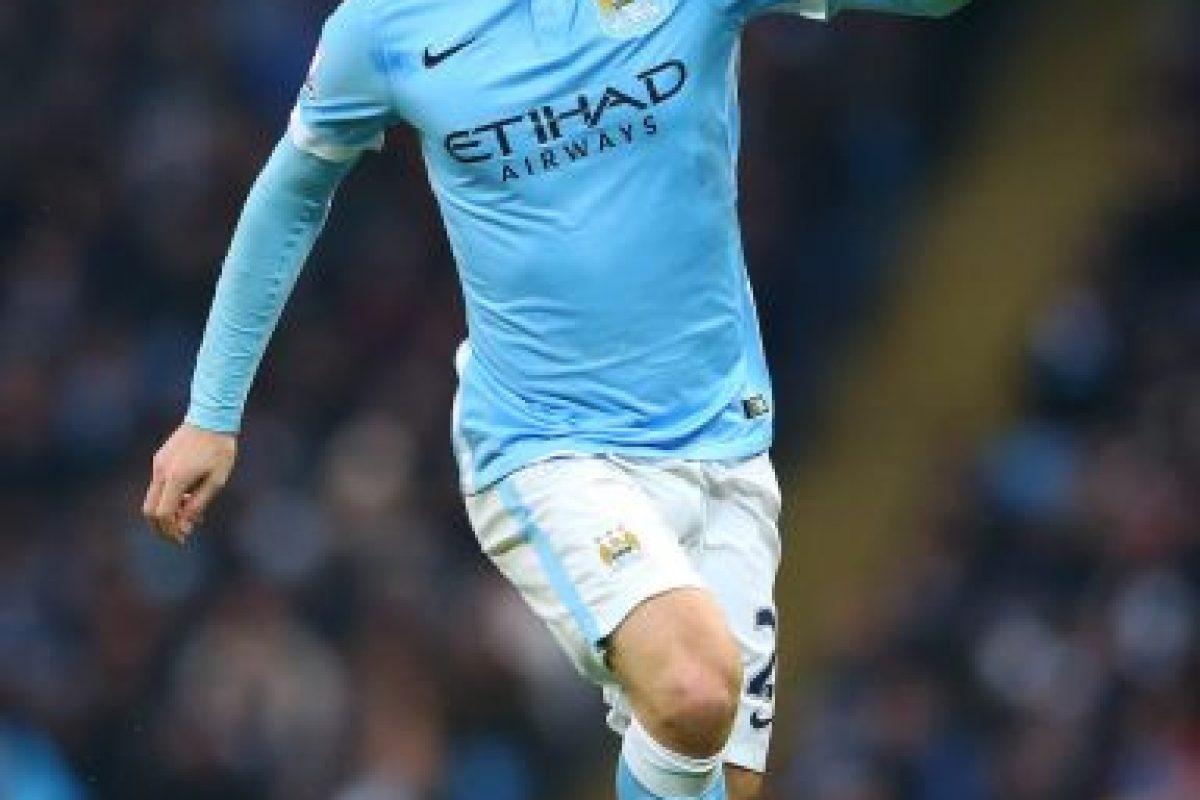 David Silva (Manchester City) Foto:Getty Images