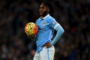 DELANTEROS: Raheem Sterling (Manchester City) Foto:Getty Images