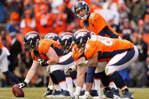 El invitado de la AFC son los Broncos de Denver. Foto:Getty Images
