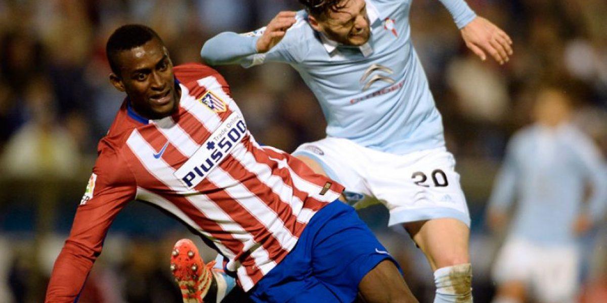 Jackson Martínez se va del Atlético de Madrid