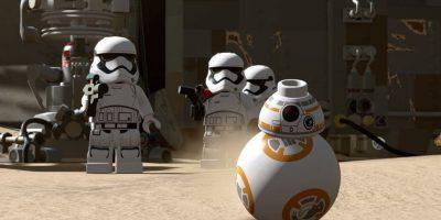 Videojuego LEGO Star Wars: The Force Awakens saldrá a la venta en junio 2016