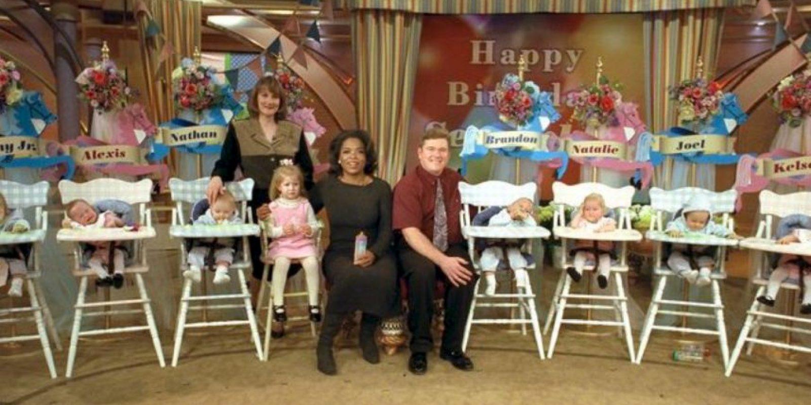 Declinaron la atención mediática. Foto:vía Oprah Winfrey Show.