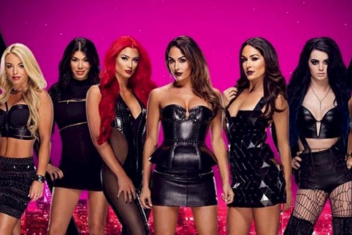 A continuación las mejores imágenes de las divas que tuvieron penosos incidentes en el ring Foto:WWE