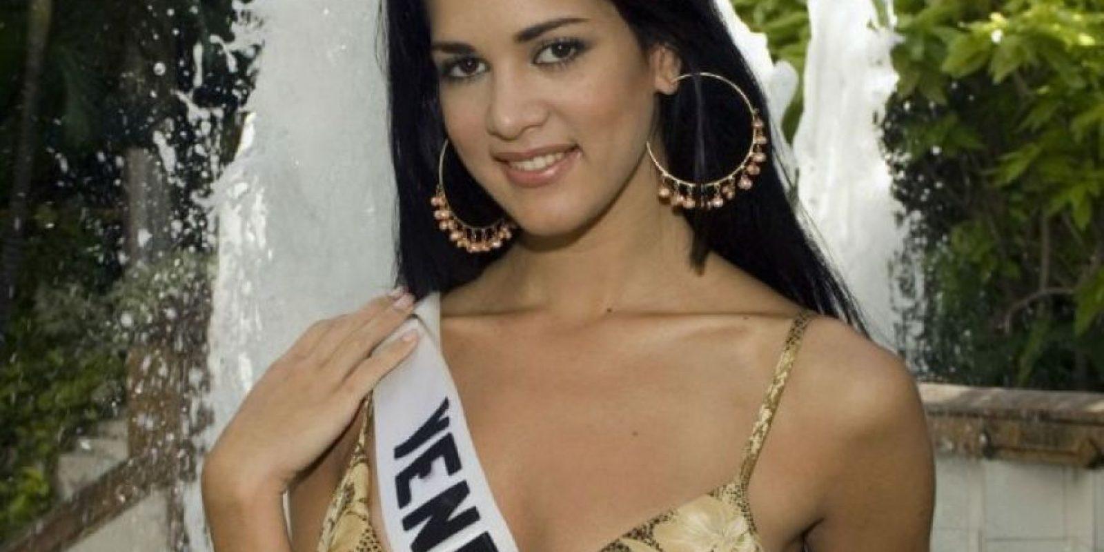 Monica Spear. La actriz, modelo y reina de belleza venezolana que fue asesinada el pasado 6 de enero de 2014 junto con su esposo durante un asalto en una carretera de ese país. Foto:Getty Images