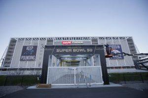 El Levi´s Stadium será la sede del Super Bowl 2016. Foto:AP