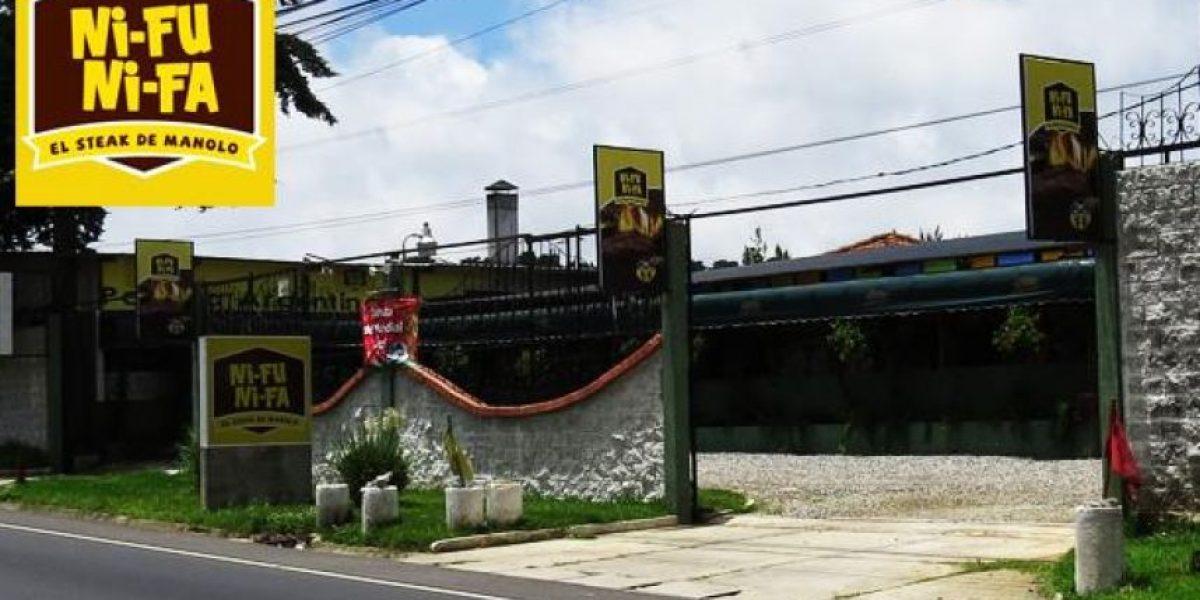 Ni-Fu Ni-Fa Carretera a El Salvador