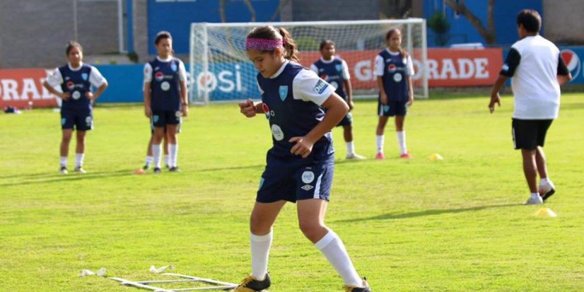 Calendario de Guatemala en el Preolímpico Femenino Concacaf 2016