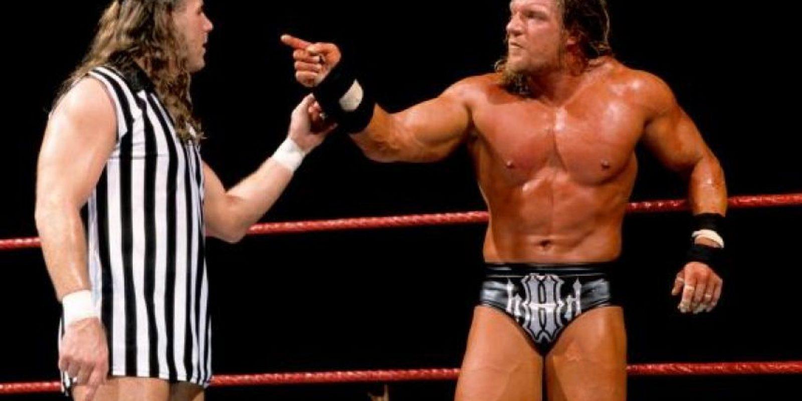 Formaron parte de D-Generation X Foto:WWE