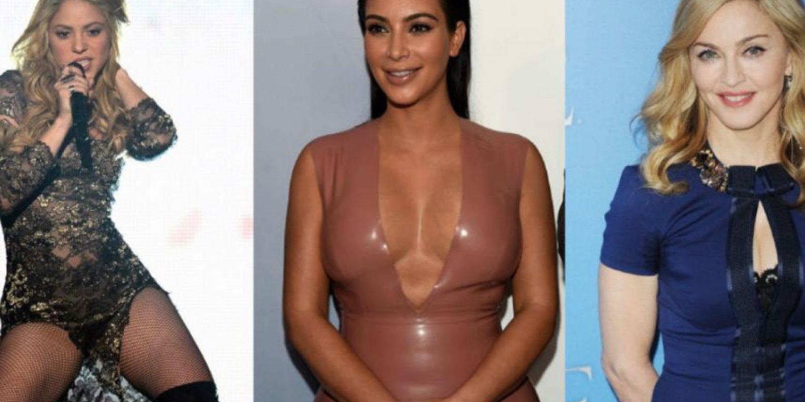 Conozcan a las celebridades que tienen juegos o apps gratis. Foto:Getty Images