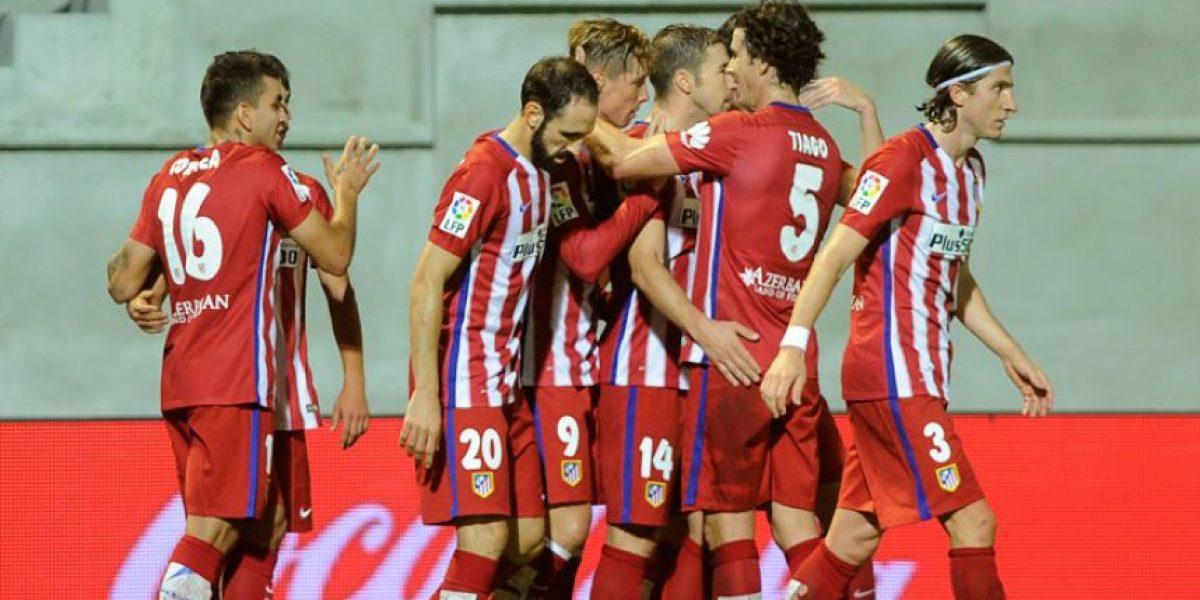 Previa del partido Atlético de Madrid vs. Eibar por la Liga Española 2016