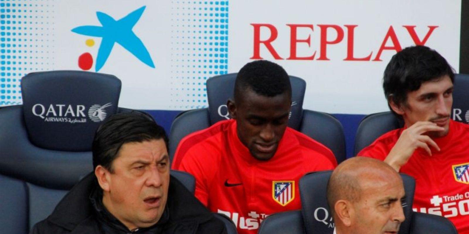 Solo marcó tres goles Foto:Ramón Mompió