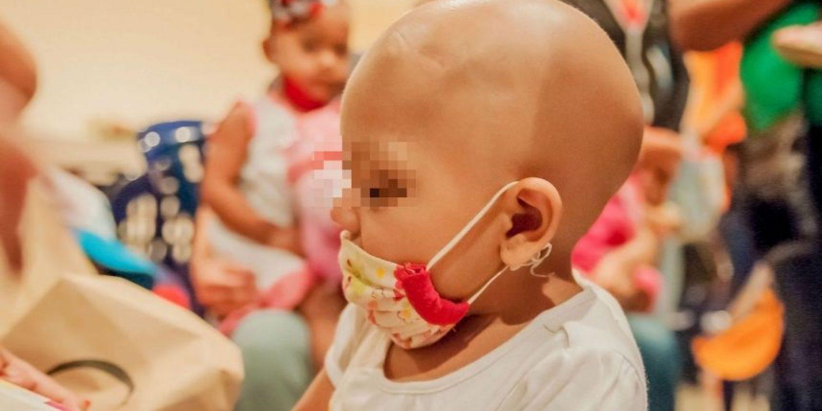 Los cánceres de la sangre, como las leucemias, en general no forman tumores sólidos. Foto:Flickr