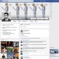 2015. Facebook muestra un nuevo algoritmo para seleccionar noticias y mejores configuraciones de privacidad. Foto:Vía Facebook